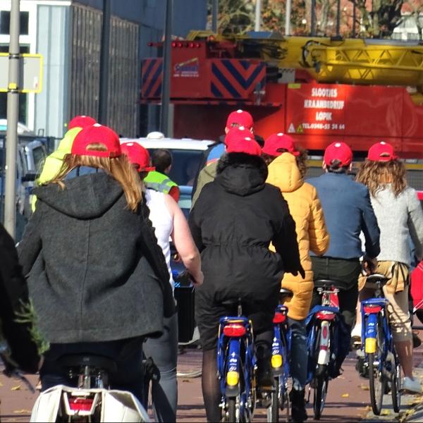 Experiment CRB @ TU Delft